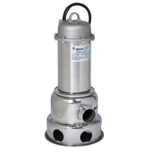 Evacuer les eaux chargées vers les égouts avec la pompe de relevage PRIOX de Nocchi